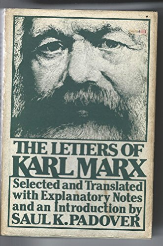9780135315330: The Letters of Karl Marx