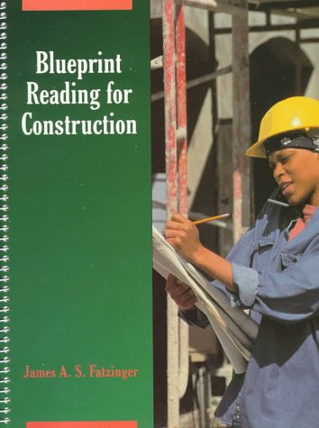 9780135315422: Blueprint Reading for Construction