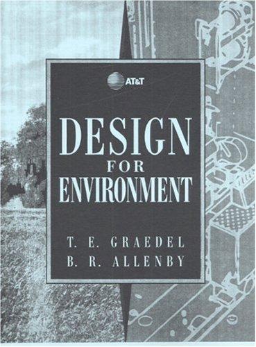 9780135316825: Design for Environment