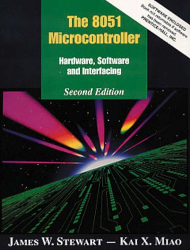 9780135319482: The 8051 Microcontroller: Hardware, Software, and Interfacing