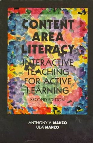 9780135321027: Content Area Literacy: Interactive Teaching for Active Learing