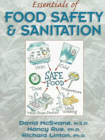 9780135321362: Essentials of Food Safety and Sanitation (Book/Card Package)
