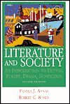 9780135329047: Literature and Society: An Introduction to Fiction, Poetry, Drama, Non-Fiction