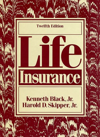 Life Insurance: Kenneth Jr. Black,
