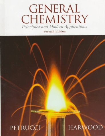 9780135334980: General Chemistry: Principles and Modern Applications (7th Edition)