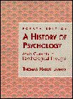 9780135336052: A History of Psychology: Main Currents in Psychological Thought