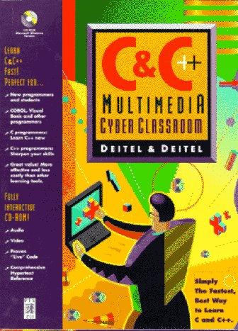 9780135336885: C & C++ Multimedia Cyber Classroom, Special Edition