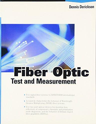 9780135343302: Fiber Optic Testing and Measurement (Hewlett-Packard Professional Books)