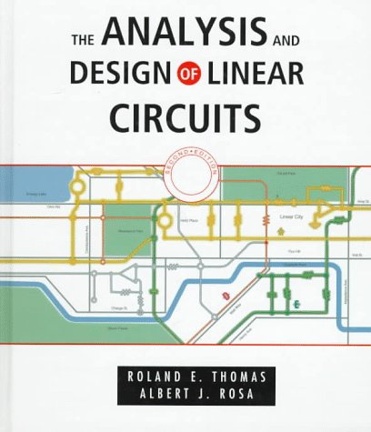 9780135352793: Analysis and Design of Linear Circuits