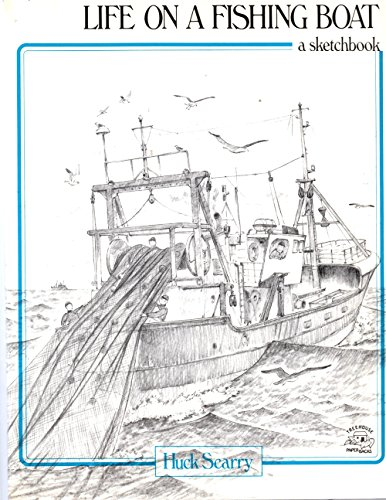 9780135358405: Life on a fishing boat: A sketchbook (Treehouse paperbacks)