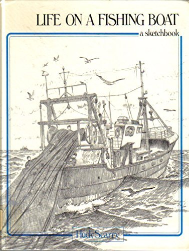 9780135358566: Life on a Fishing Boat: A Sketchbook (Treehouse Paperbacks)