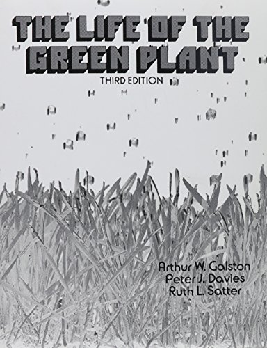 9780135363188: The Life of The Green Plant (3rd Edition)