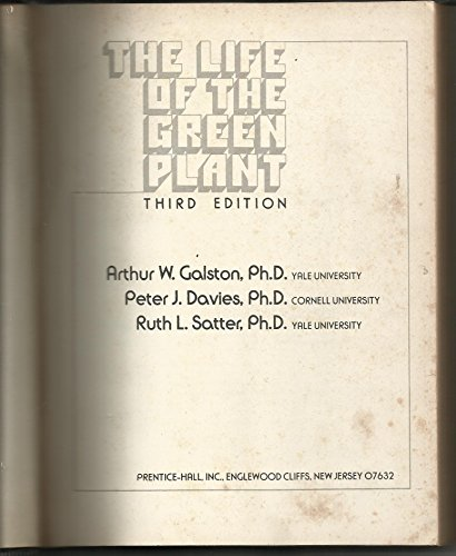 9780135363263: The life of the green plant (Foundations of Modern Biology)