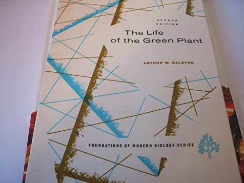9780135363348: Life of Green Plant (Foundations of Modern Biology)