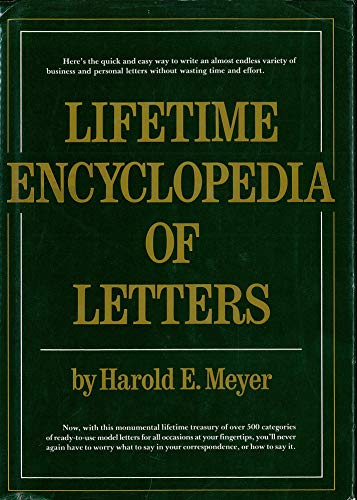 9780135363836: Lifetime Encyclopedia Letters