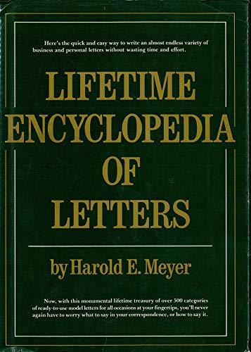 9780135363836: Lifetime Encyclopedia Letters