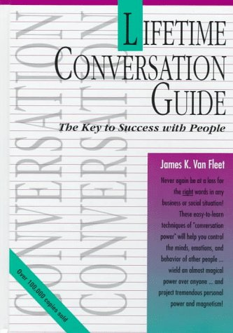 Lifetime Conversation Guide: James K. Van