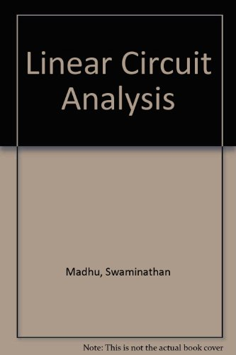 9780135366738: Linear Circuit Analysis