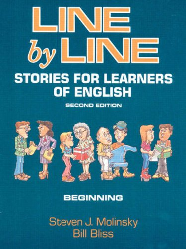 9780135368718: Beginning Text, Line by Line: Stories for Learners of English