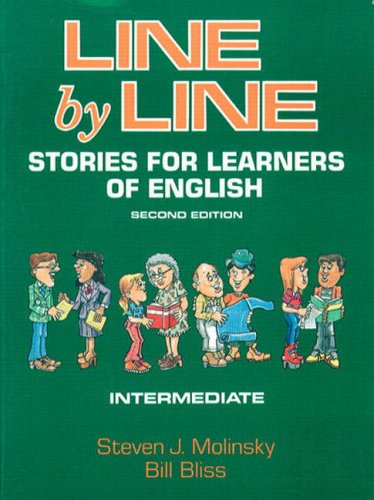 9780135368893: Line by Line: Intermediate Text: Stories for Learners of English