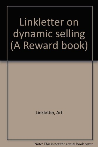 9780135370506: Linkletter on dynamic selling (A Reward book)