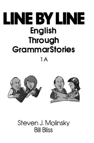9780135370926: Line by Line: English Through Grammar Stories, Book 1A
