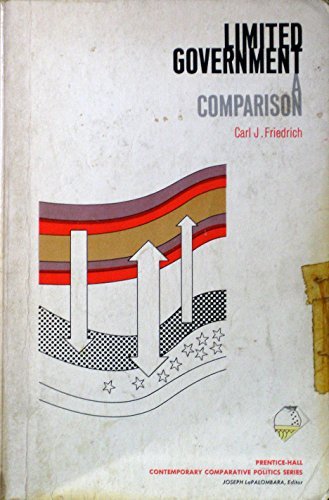9780135371596: Limited Government: A Comparison