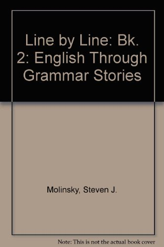 9780135372333: Line by Line: Bk. 2: English Through Grammar Stories