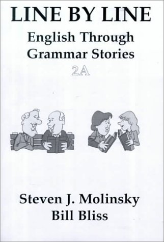 9780135372418: Line By Line: English Through Grammar Stories Book 2a