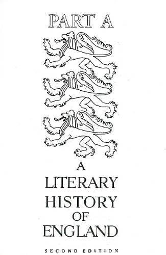9780135376058: A Literary History of England (2nd Edition)