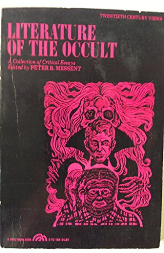 9780135377048: Literature of the Occult (Twentieth Century Views)