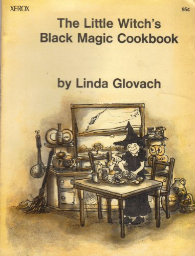 The Little Witches Black Magic Cookbook