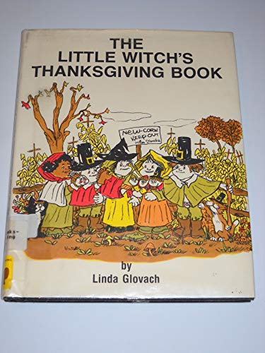 9780135379936: The Little Witch's Thanksgiving Book