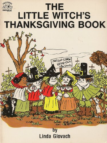 9780135380093: The Little Witch's Thanksgiving Book