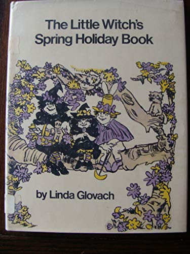 9780135381083: The Little Witch's Spring Holiday Book
