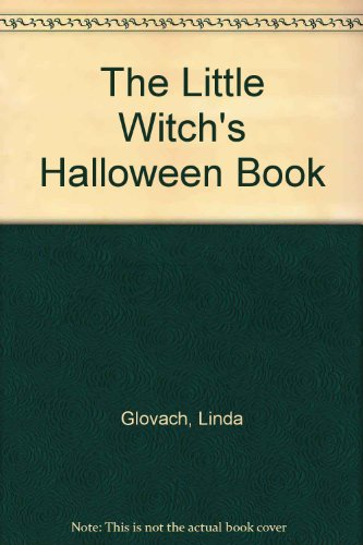 9780135381168: The Little Witch's Halloween Book