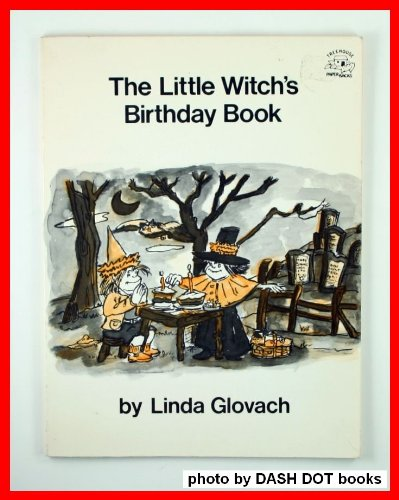9780135381250: The Little Witch's Birthday Book