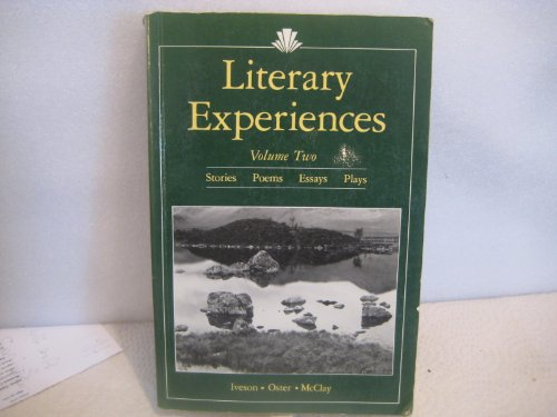 9780135381588: Literary Experiences Volume 2