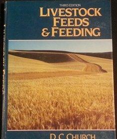 9780135387603: Livestock Feeds and Feeding
