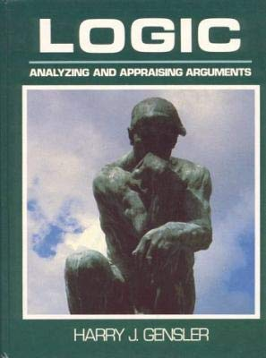Logic: Analyzing and Appraising Arguments (Instructor's Manual