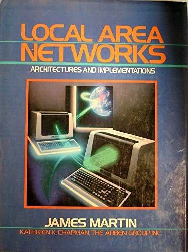 9780135396445: Local Area Networks: Architectures and Implementations