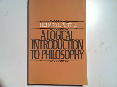 9780135399170: A Logical Introduction to Philosophy