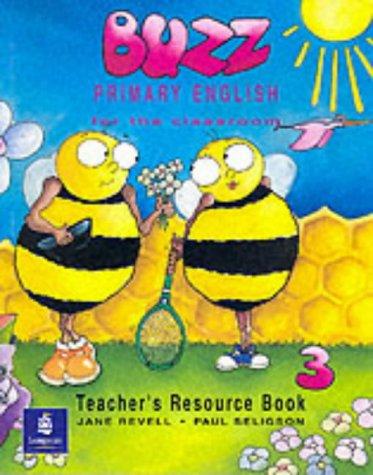9780135406267: Buzz: Teacher's Book Level 3