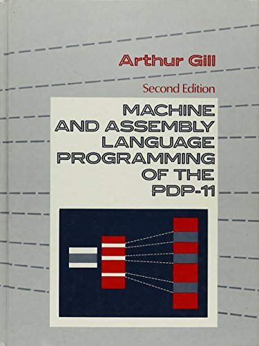9780135418888: Machine and Assembly Language Programming of the Pdp-11
