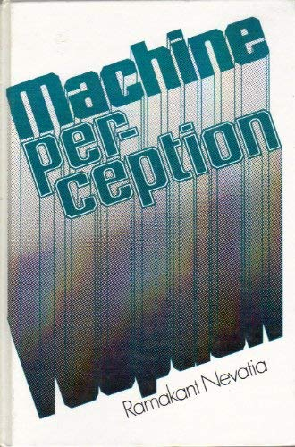 9780135419045: Machine Perception