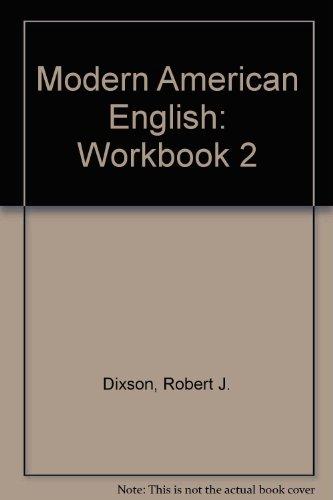 9780135430750: Modern American English: Workbook 2
