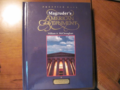 9780135434970: Magruder's American Government 1991
