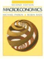 9780135442555: Macroeconomics