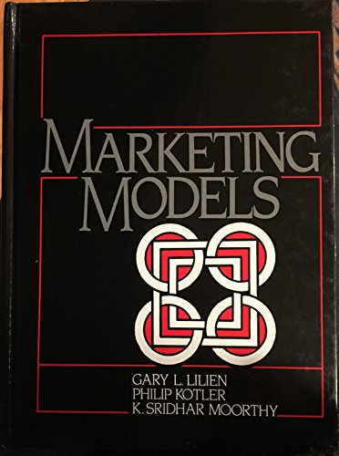9780135446447: Marketing Models