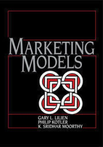 9780135446447: Marketing Models
